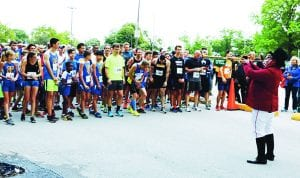 Local athletes score in Belmont Stakes Run/Walk | Syosset